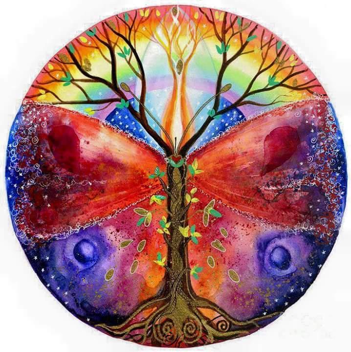 Nous sommes comme l'Arbre de Vie et sa Profonde Harmonie