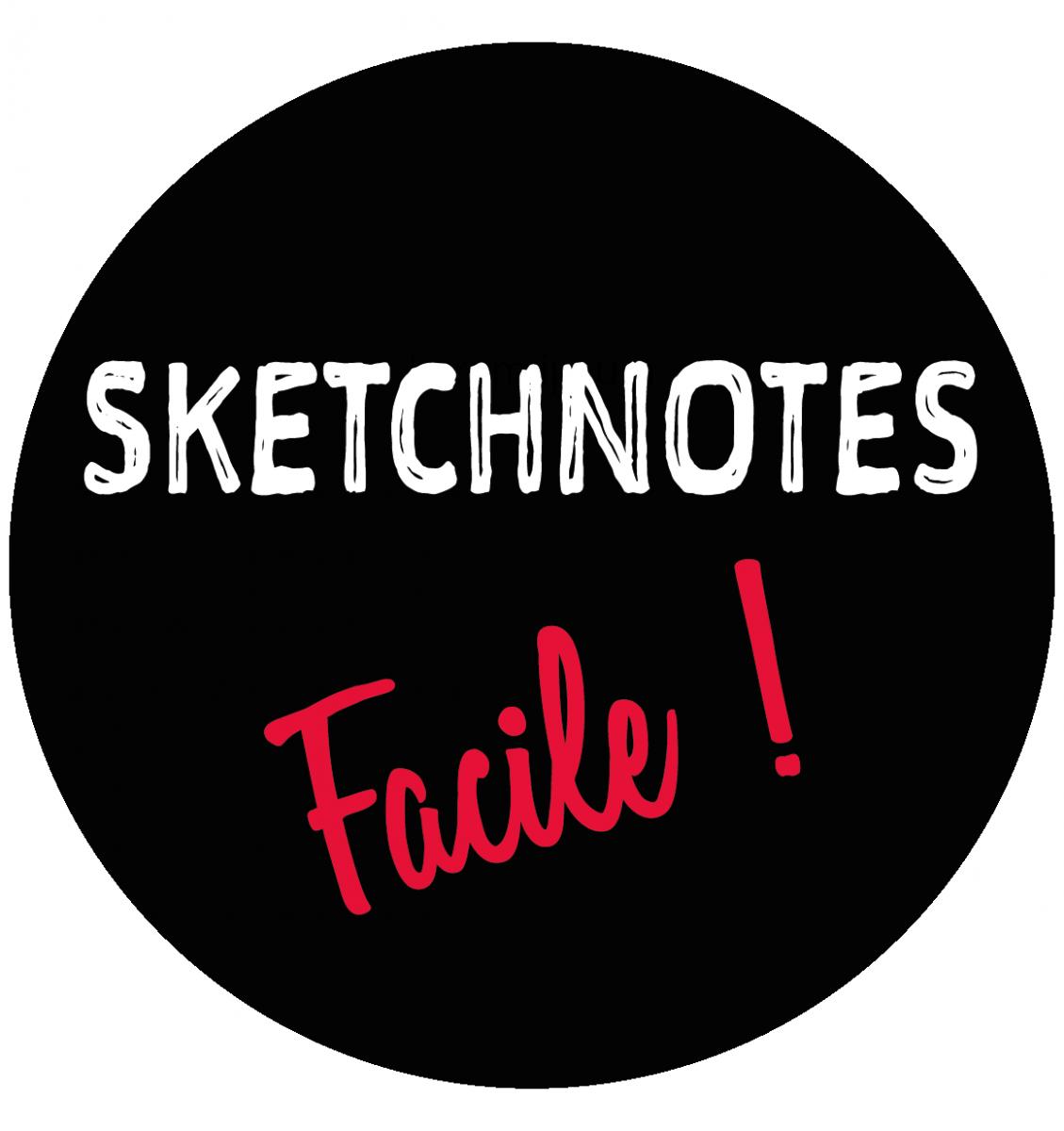 Logo Sketchnotes Facile