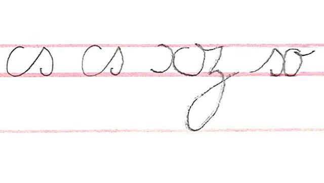 progrès enfant écriture manuscrite - graphothérapie