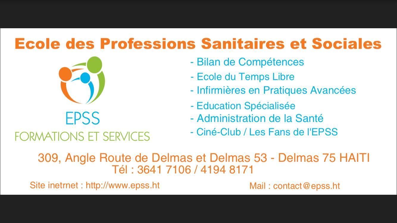 École des Professions Sanitaires et Sociales d'Haiti (EPSS)