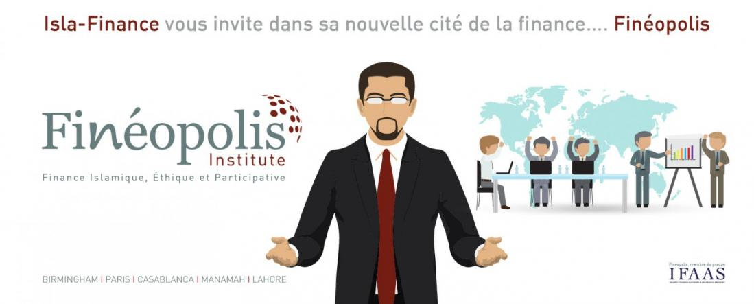 FINEOPOLIS - Formation en finance islamique