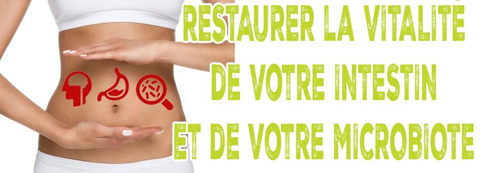 Restaurer son Intestin