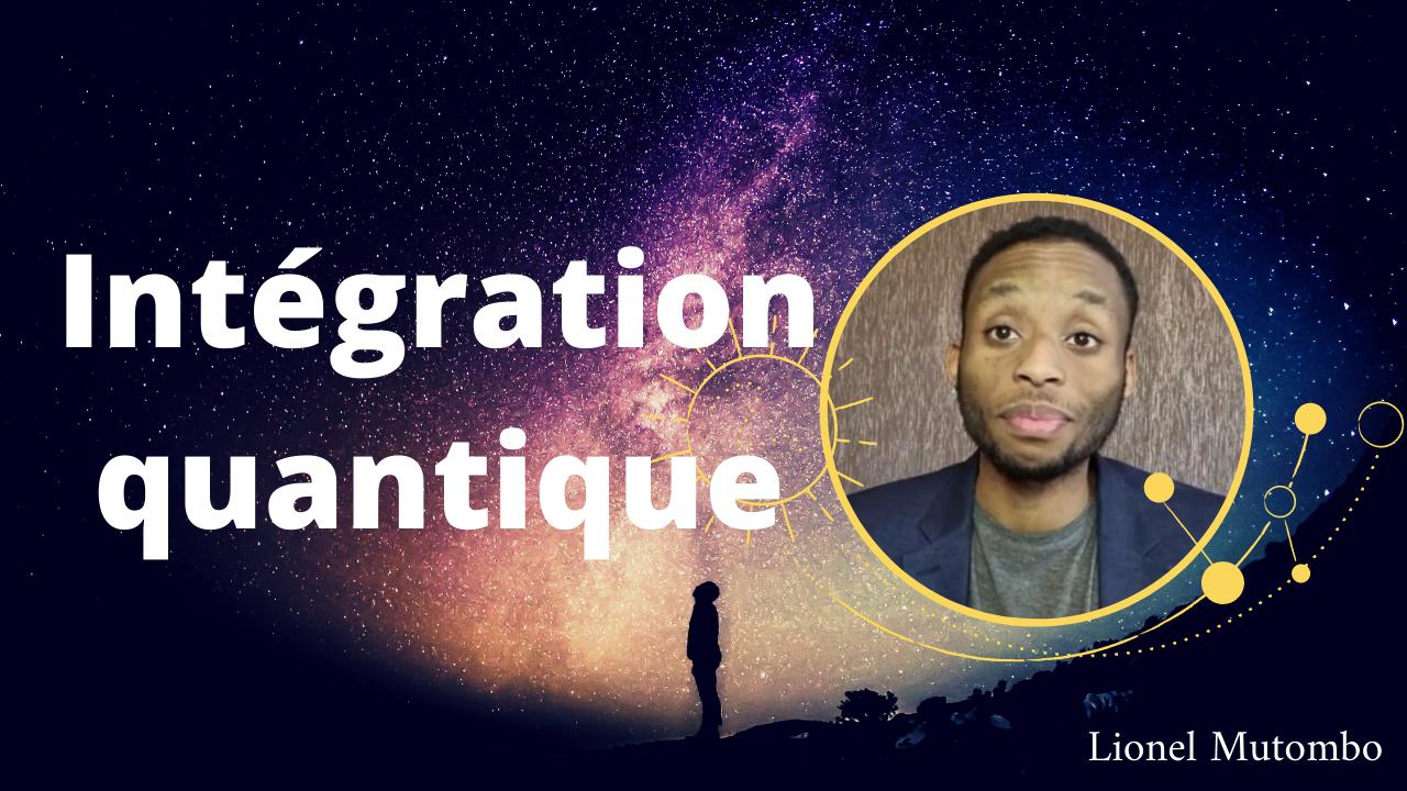 Intégration quantique