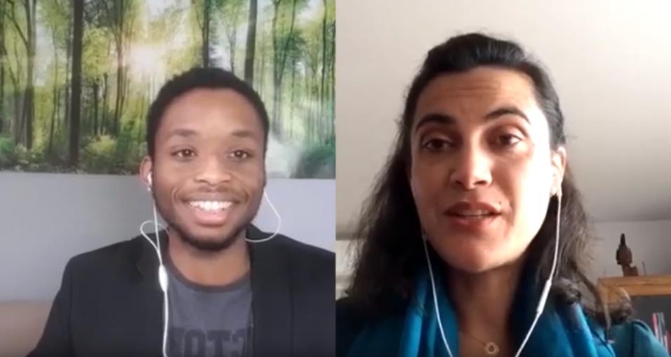 Interview avec Mathilde Juan sur le théme Fleur de Bach et entrepreneuriat