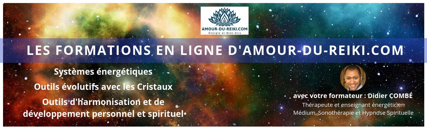Formations - Amour-du-Reiki.com