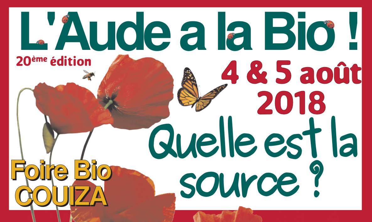 L'Aude à la Bio.