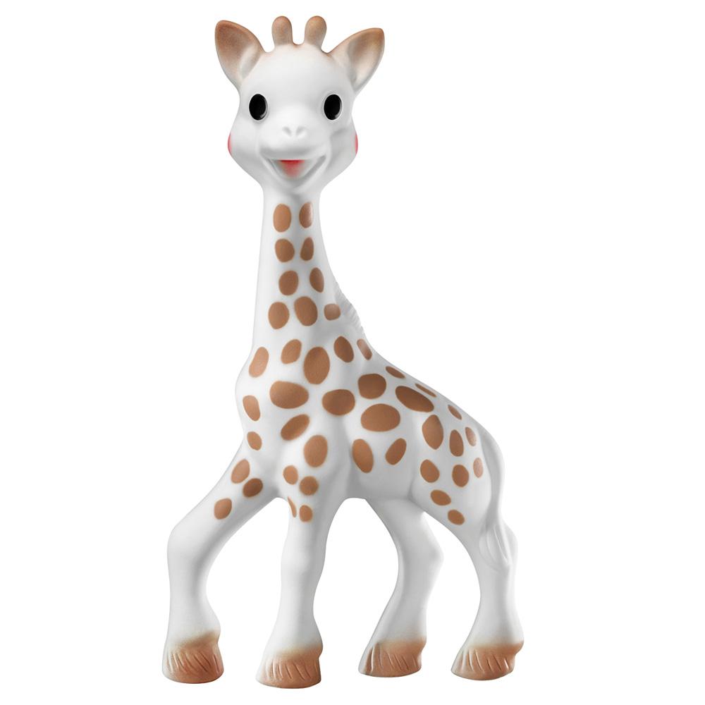 Autonomie - Sophie la girafe