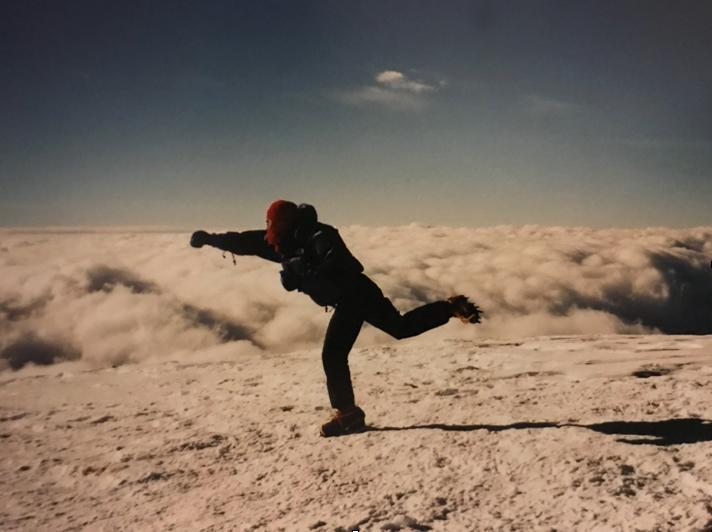 Huascaran Sur - 6768 m en autonomie sans oxygène