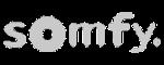 Logo de Somfy : Les solutions Somfy : moteurs, commandes, automatismes pour la maison connectée.