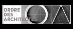Logo du Conseil de l'Ordre National des Architectes