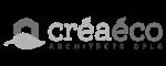 Logo du cabinet d'architecte Créaéco