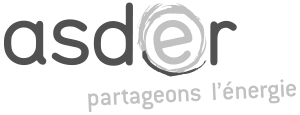Logo organisme ASDER