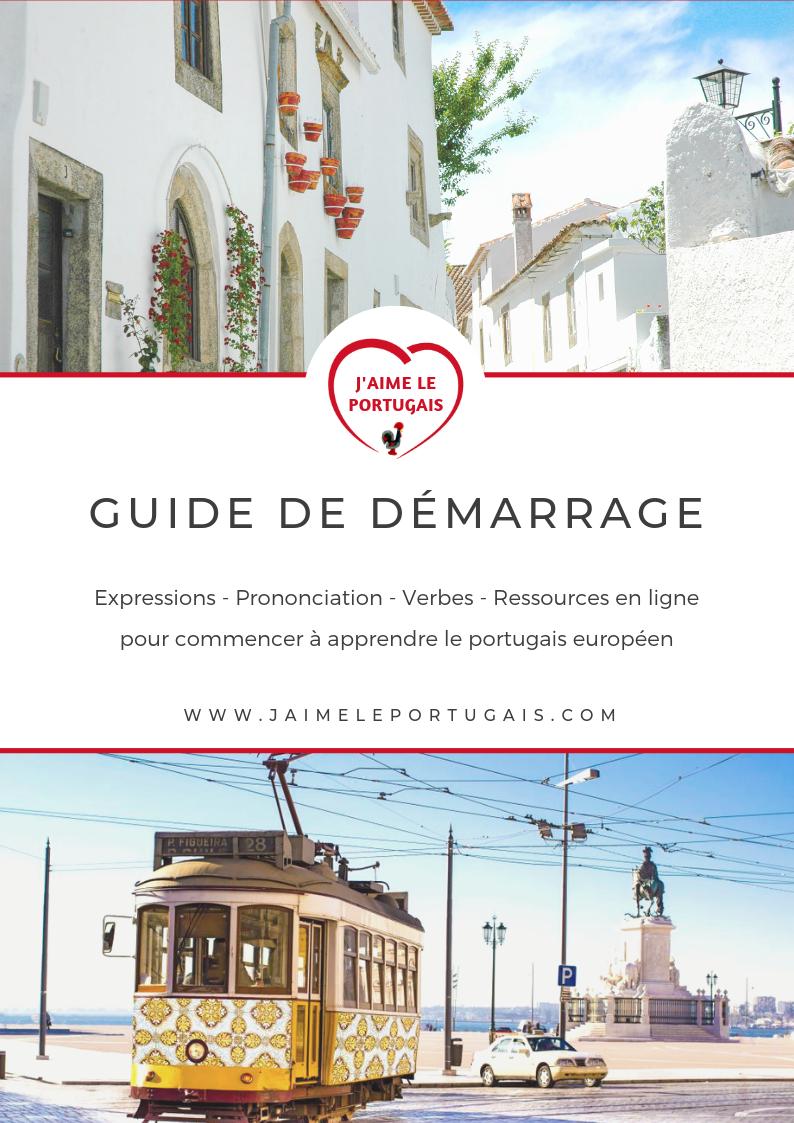 Guide de démarrage en portugais européen