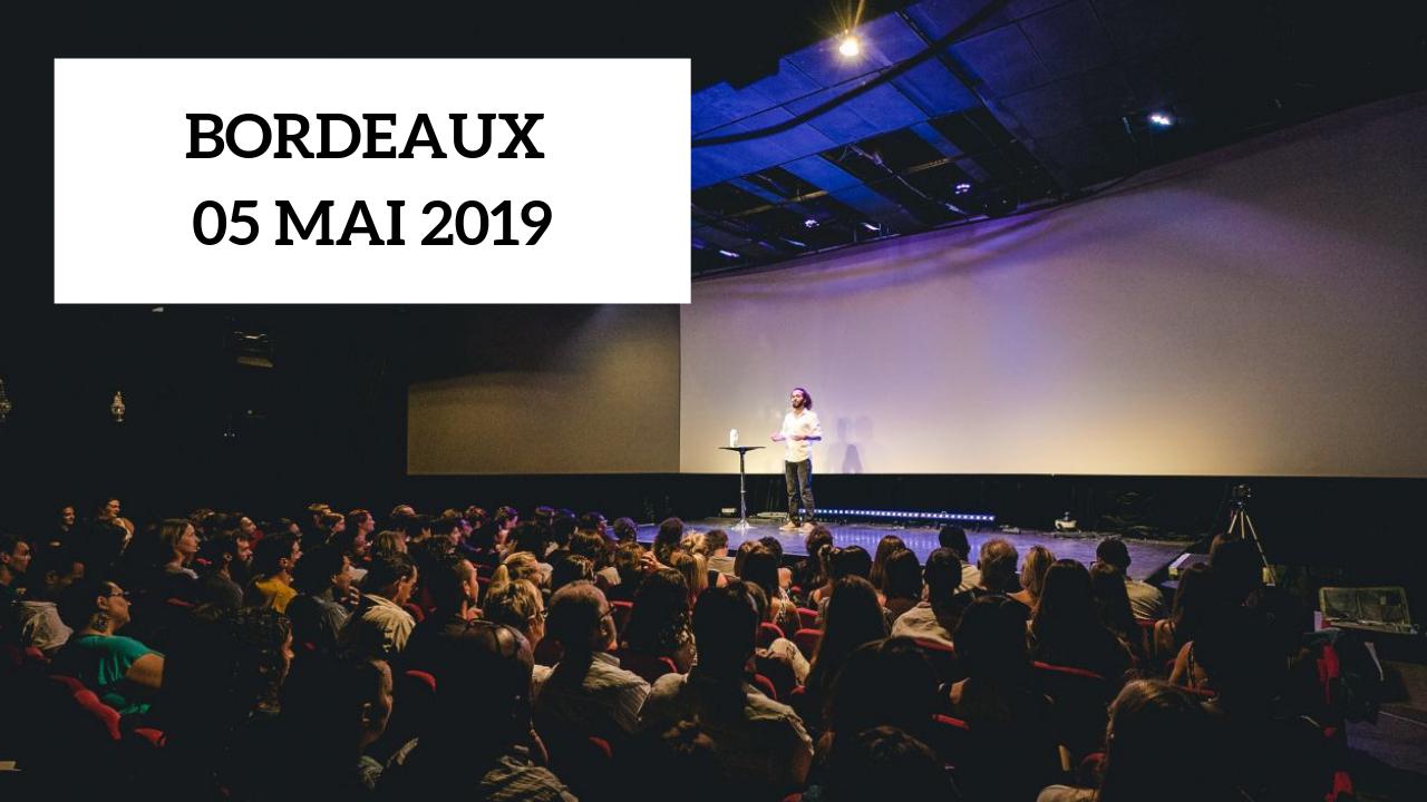 Conférence Jean Laval à Bordeaux