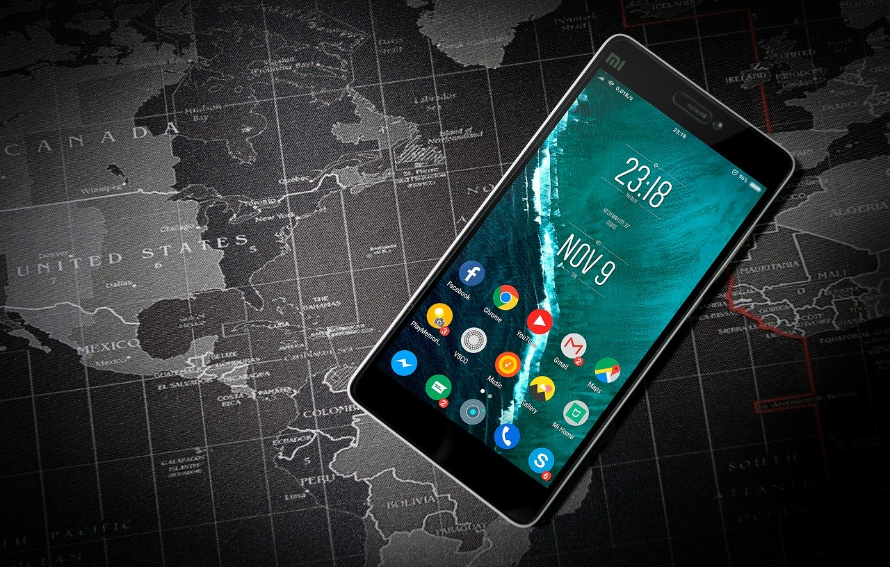 4 APPLICATIONS UTILES POUR NOMADE