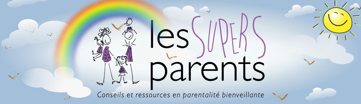 A découvrir! Mon article dans le BLOG Les Supers Parents...