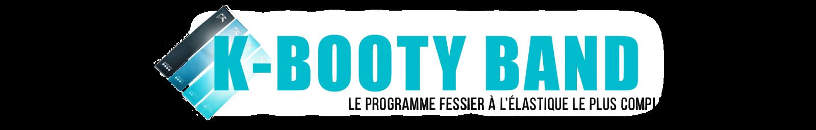 K-Booty Band - Le programme fessier à l'élastique le plus complet !