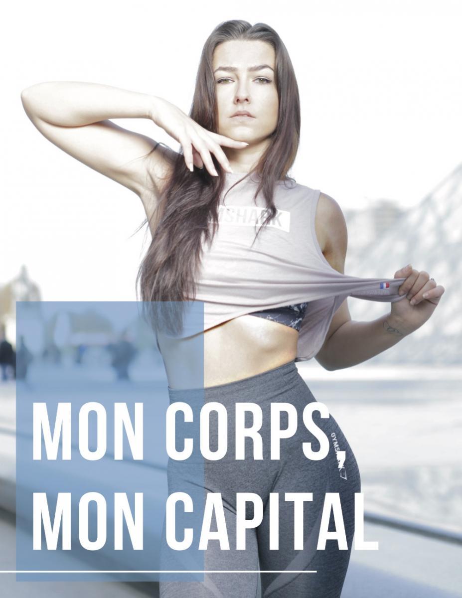 Mon corps, mon capital ! Partie 1 du Strong Body Book de Karoline.Ro