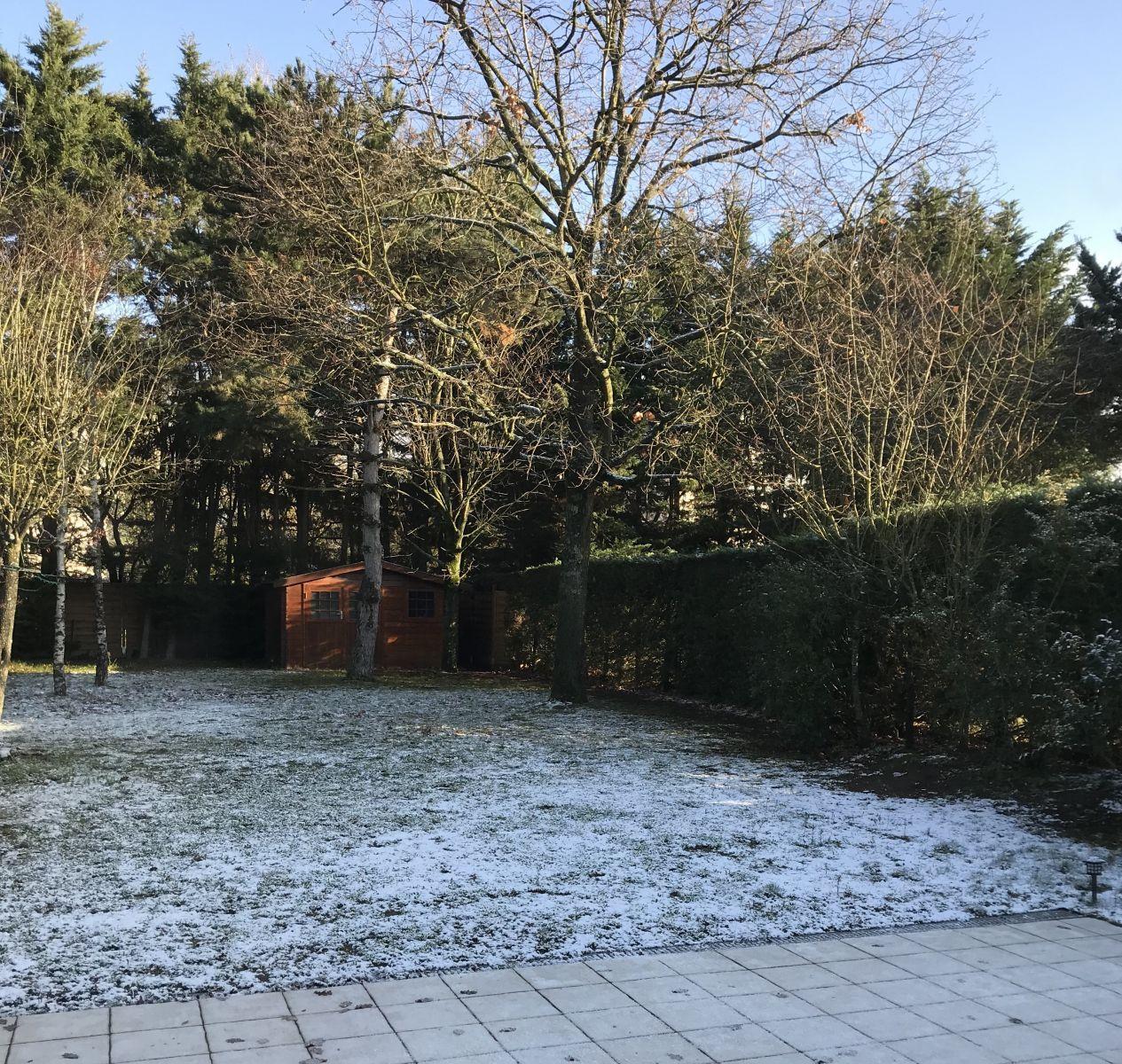 Fermer son jardin pour l'hiver...