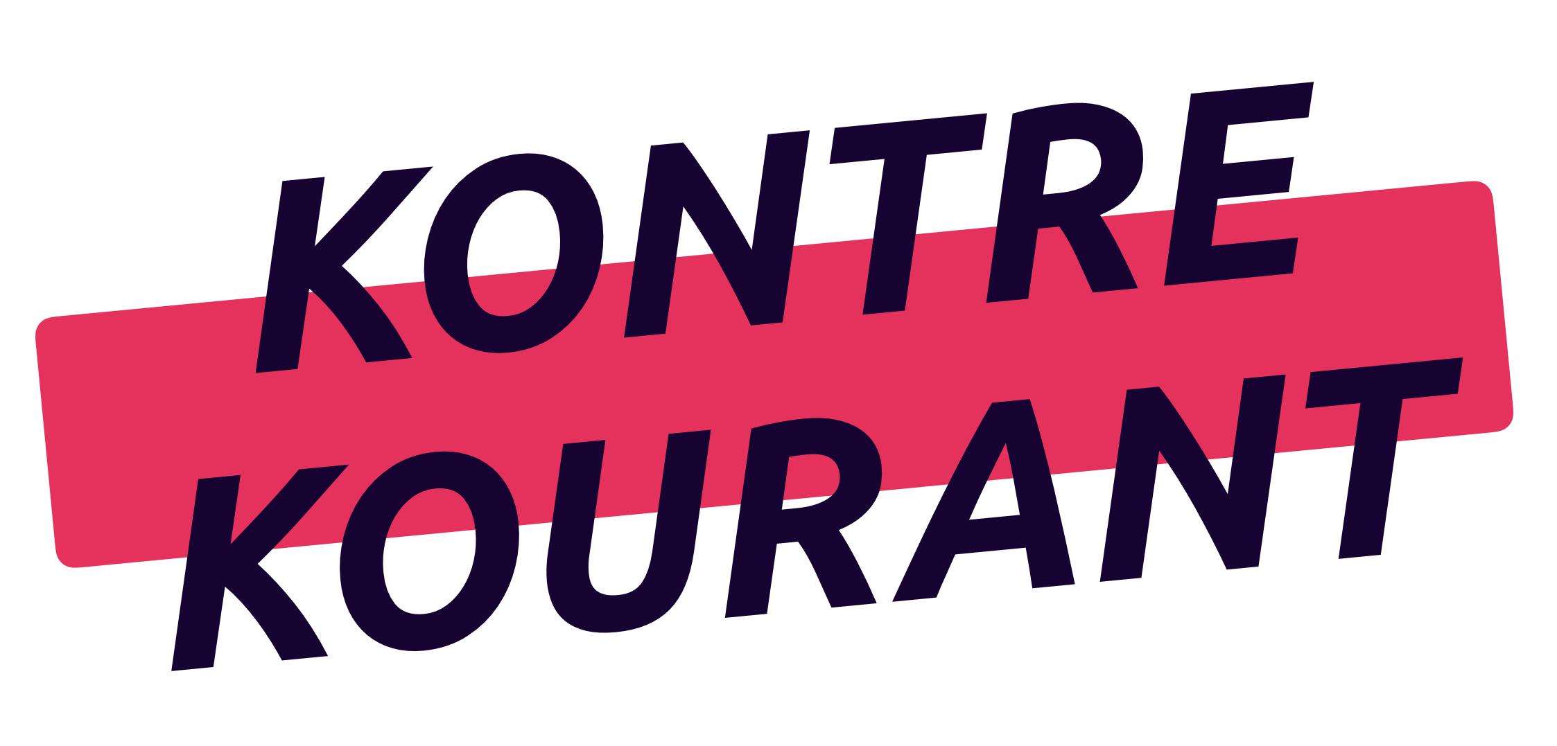 Logo Kontre Kourant