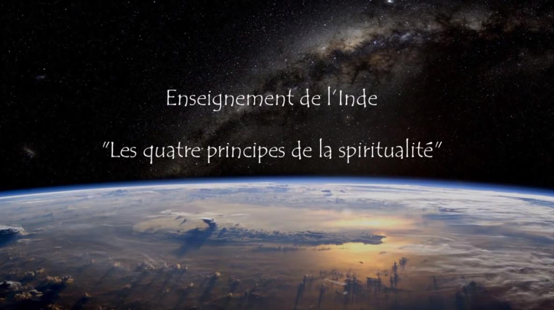 LES 4 GRANDS LOIS DE LA SPIRITUALITE