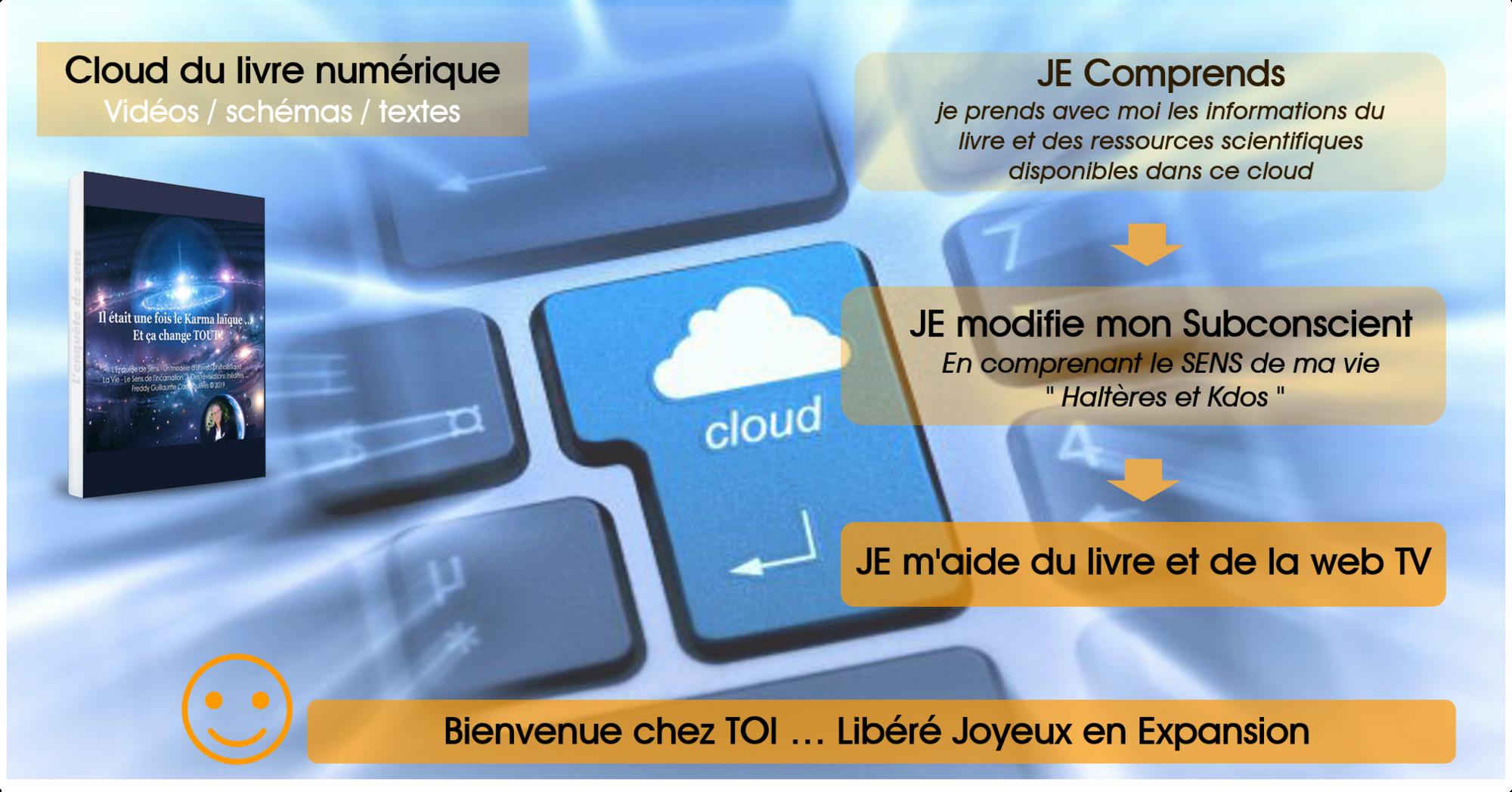 Cloud du livre numérique