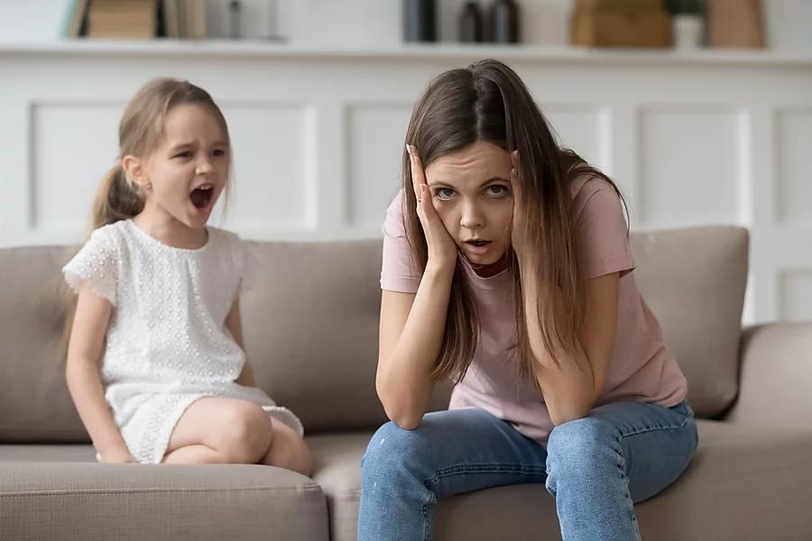 gérer colère enfant