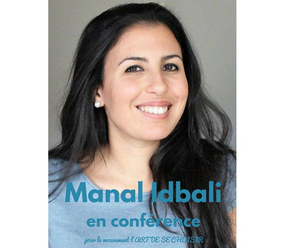 Manal Idbali, le mouvement l'art de se choisir