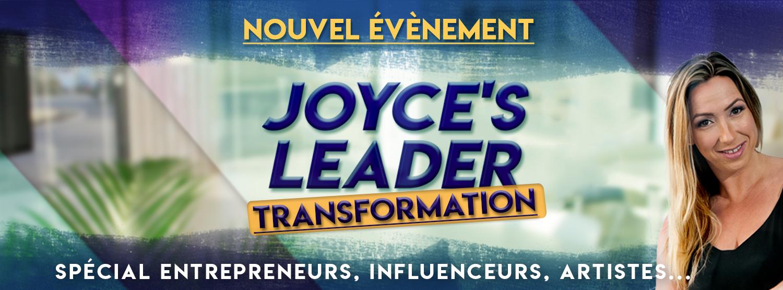 Joyce's Leader Transformation