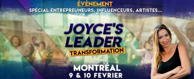 Logo Joyce's Leader Transformation
