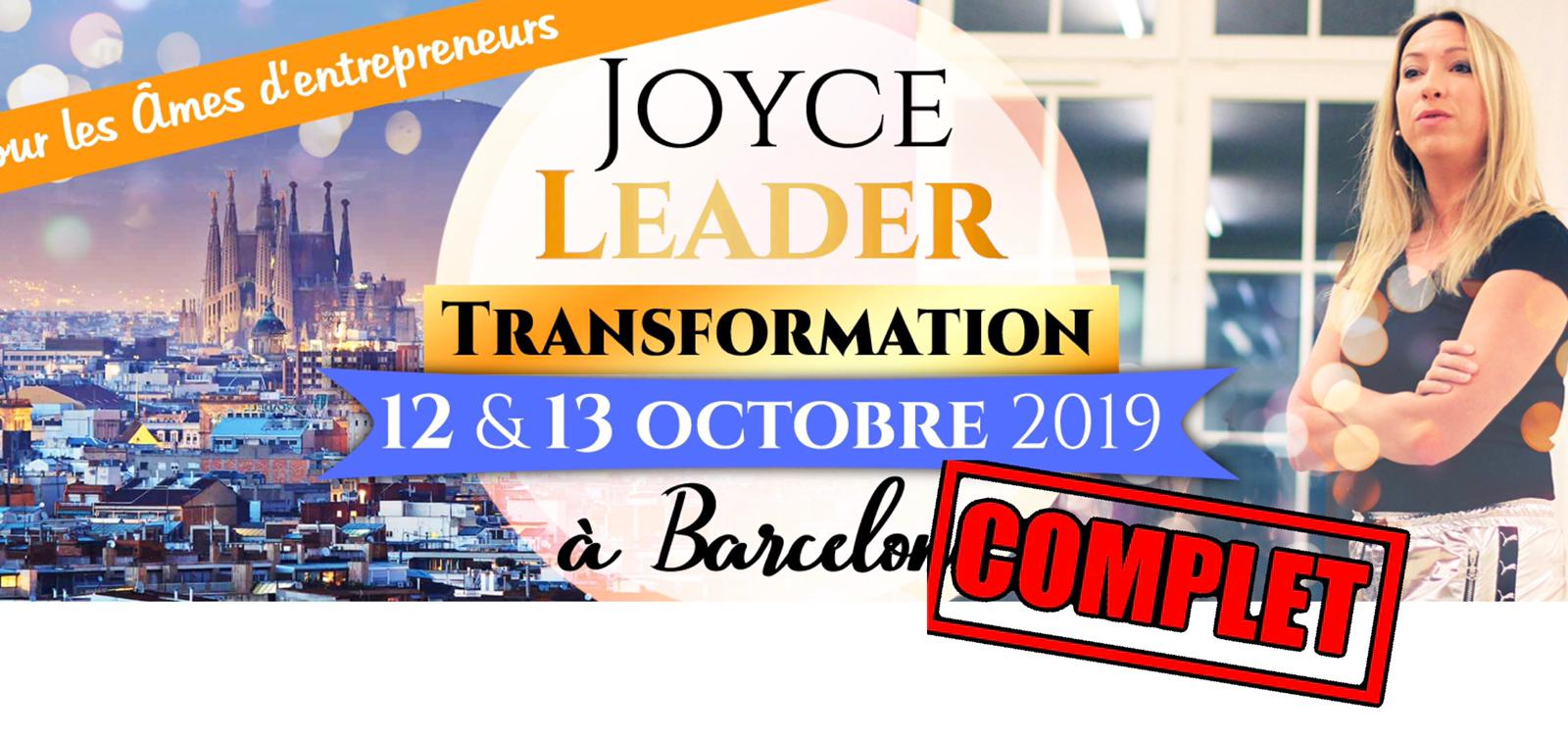 Joyce's Leader Transformation 7