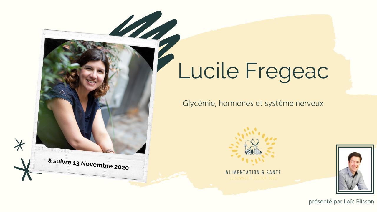 Lucile FREGEAC