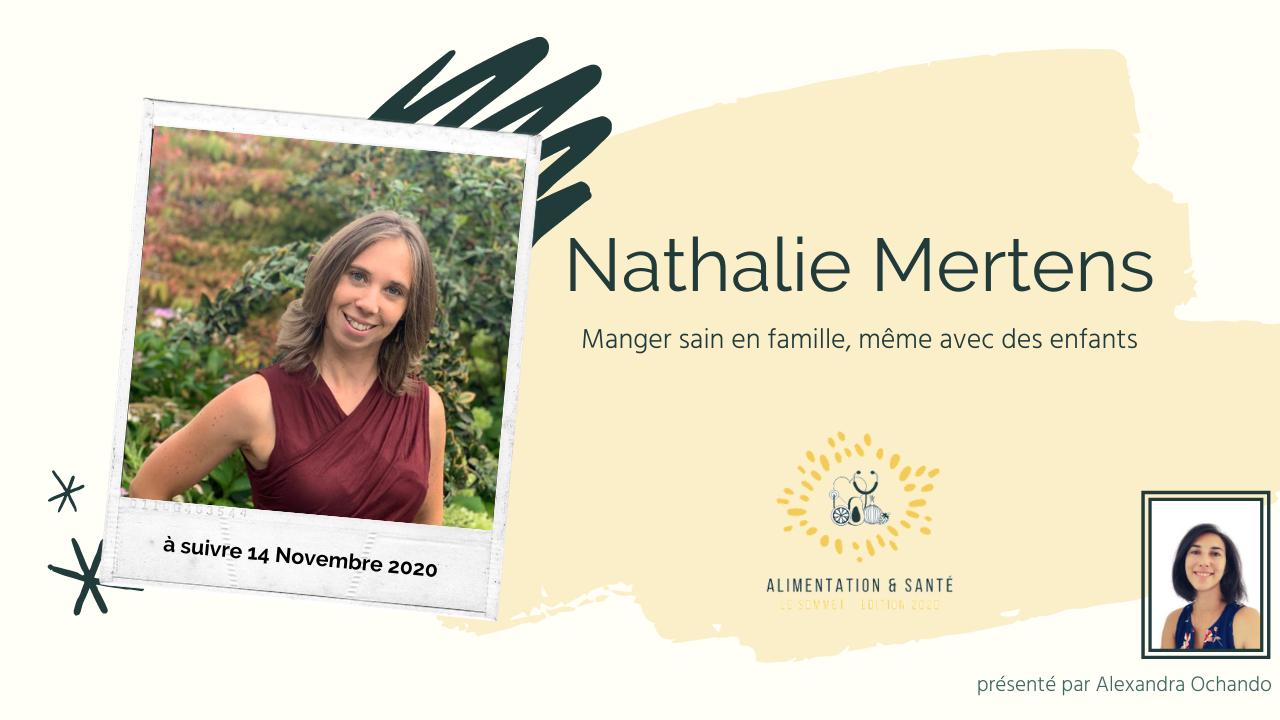 Nathalie MERTENS