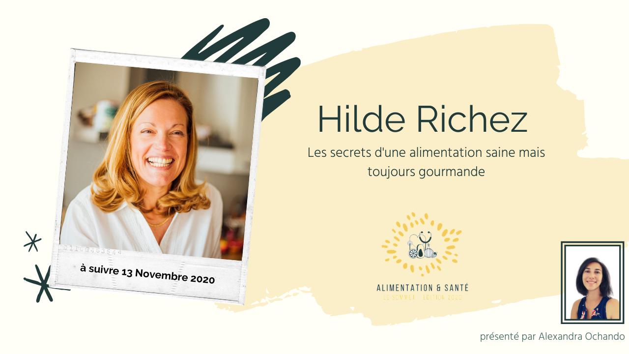 Hilde RICHEZ