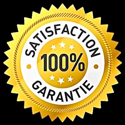 Garantie satisfaite ou remboursée 30 jours