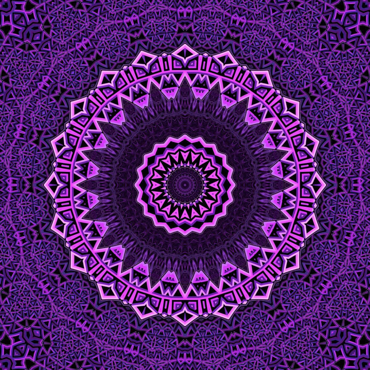 Cymatique, images des sons émis par la voix humaine