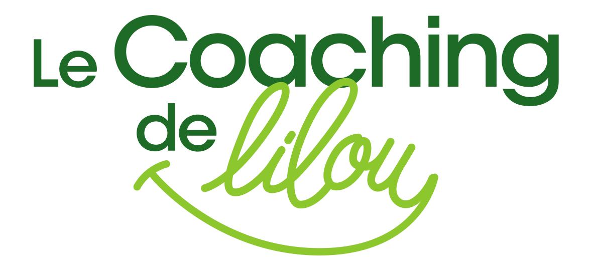 Le Coaching de Lilou