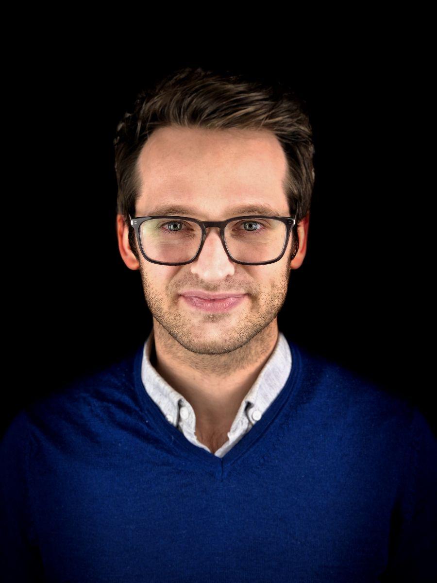 Laurent Brisset Co-fondateur de Brain Me Editions