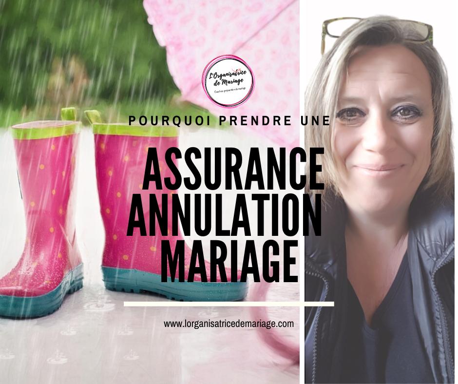 Pourquoi prendre une assurance annulation mariage ?