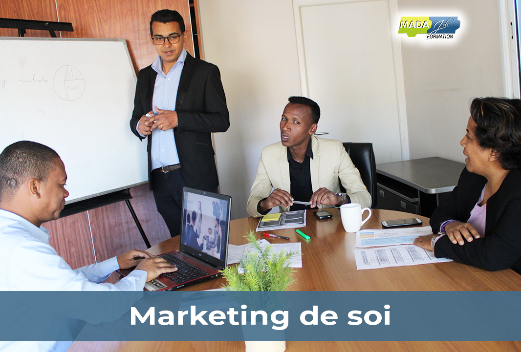 Le Marketing de soi ou le Self-Marketing