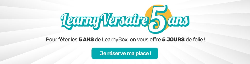 Learnyversaire 5ans