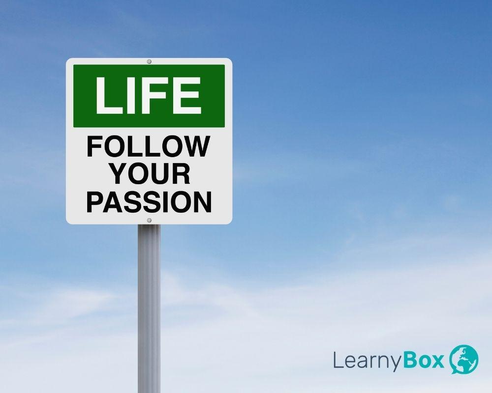 Vivre de sa passion : pourquoi c'est important