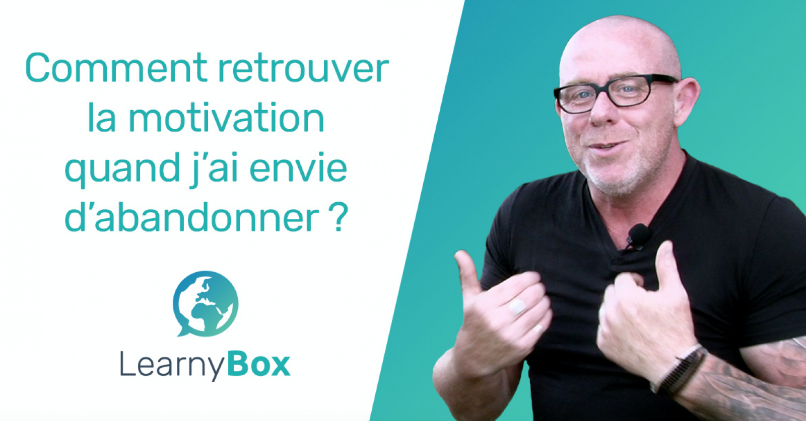[Interview] Comment retrouver la motivation quand j'ai envie d'abandonner ?