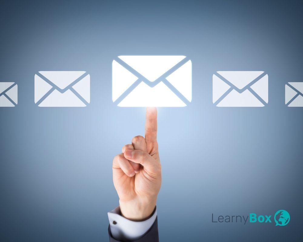 Les différents types d'emails marketing