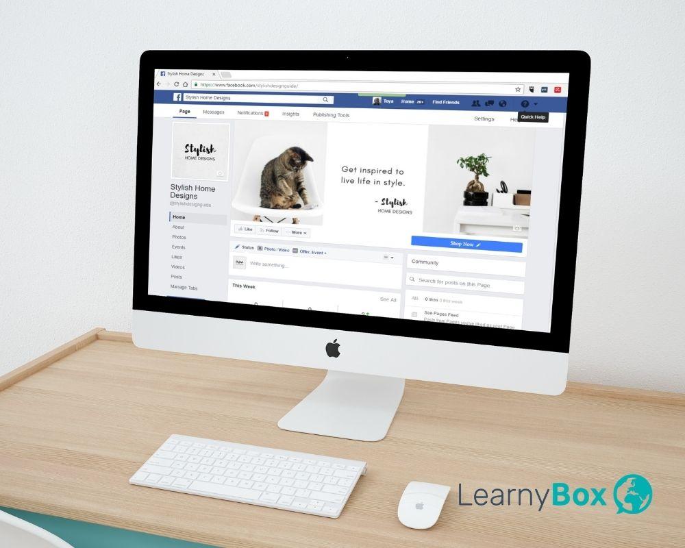Publicité Facebook : les différents formats