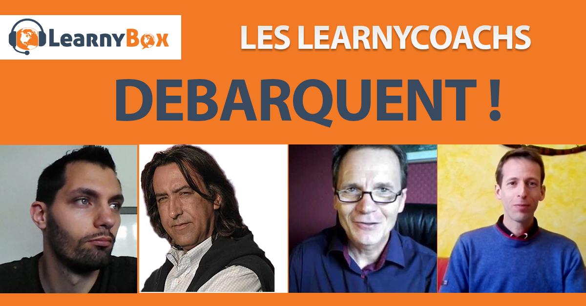 NOUVEAU : LearnyCoachs, les guides vers votre réussite !