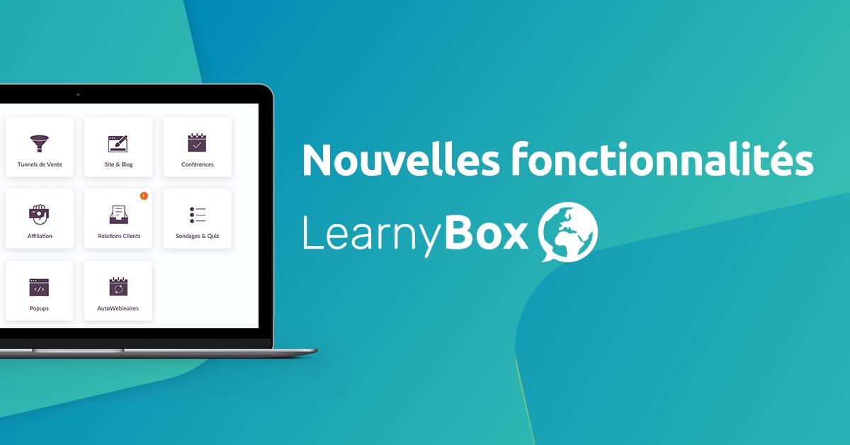 [Nouveautés LearnyBox] Comment gagner en efficacité dans votre business ?