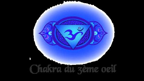 chakra du 3ème oeil