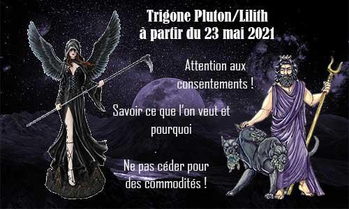 trigone pluton-lilith