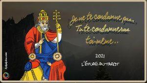 2021 par le tarot - le pape